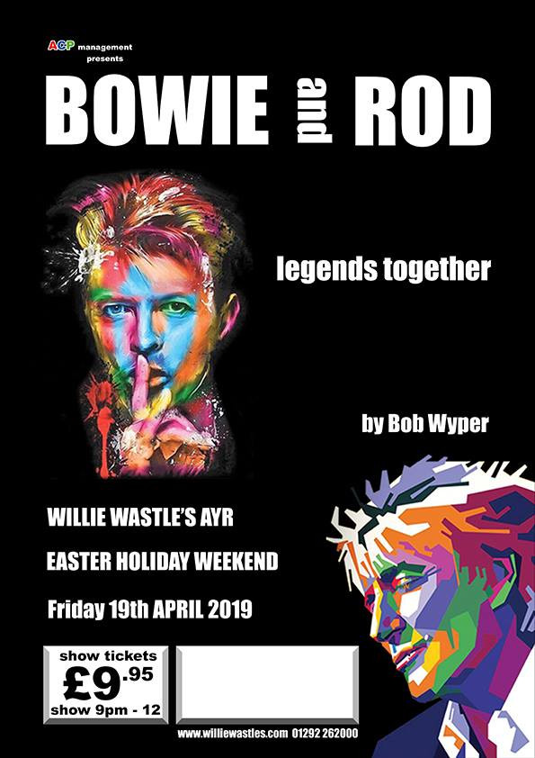 Bowie and Rod